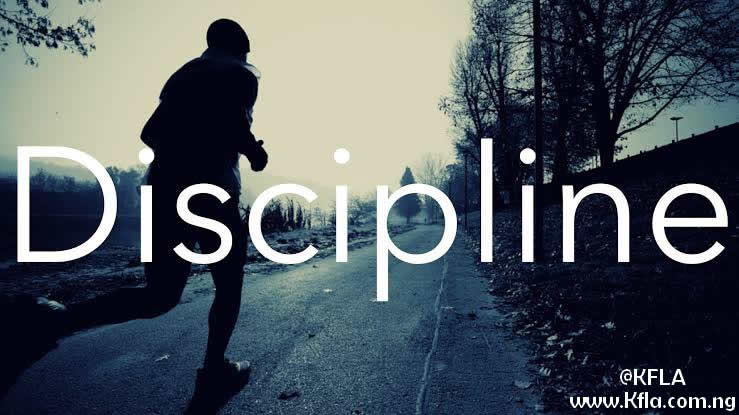 DISCIPLINE AND LEADERSHIP