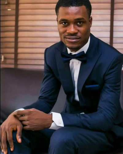 Samuel Osho Ayodele Social Media Director